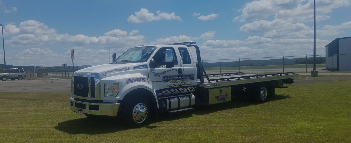 Sponaugle towing for Allstate motor club towing